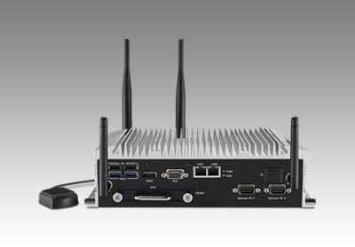 ARK-2151V-S6A1E PC industriel fanless, Intel Celeron 2980U DC 1.6 GHz  w/4 COM