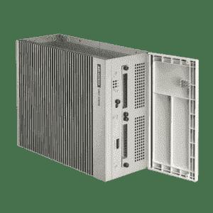 PC industriel fanless à processeur i7-4650U, 8GB RAM, avec 1xPCIex4, 1xPCI