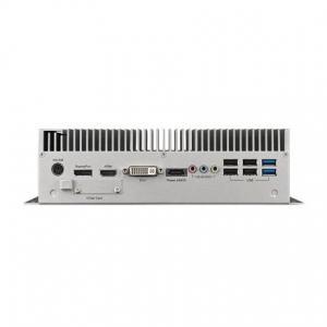 PC industriel fanless à processeur i7-3555LE, 4G RAM avec 4xEthernet,4xCOM,2xmPCIe