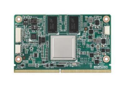 Module processeur SMARC v1.1, FSL i.MX6 Dual 1GHz w/1GB (0~60C)