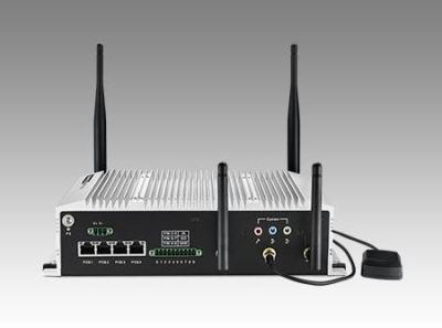 ARK-2121S-S9A1E PC industriel fanless, Intel Atom E3845 QC 1.91 GHz for S Series