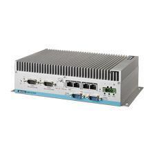 PC industriel fanless à processeur i7-2655LE, 8G RAM avec 4xEthernet,4xCOM,2xmPCIe