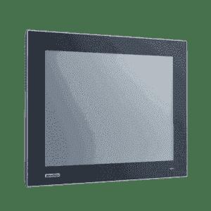 "Panel PC fanless tactile, 15"" XGA Touch Panel PC, Atom Z520 1.33GHz, 1GB"