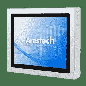 """Ecran tactile capacitif ou résistif 15"""" étanche IP66/IP69k inox 316"""
