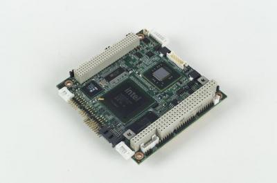 Carte industrielle PC104, PC/104+ SBCw/N450 1.6GHz,LVDS,LAN,4GB flash