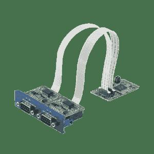 Module iDoor de communication et d'acquisition de données, OXPCIe-952 UART, Isolated RS-232, DB9 x 2