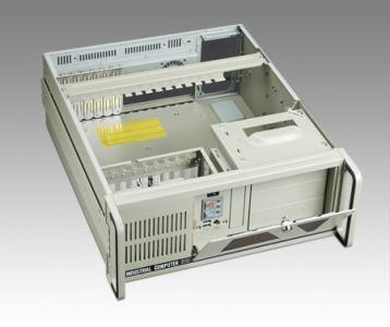 """Châssis 4U industriel 300W pour PC rack 19"""" PICMG1.0 et 1.3"""