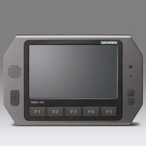 """Terminal industriel mobile pour véhicule, Paired with Trek-550 ( 7""""CMO Digital Panel)"""
