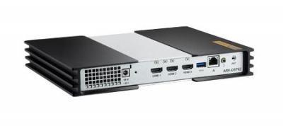 PC industriel pour affichage dynamique, DS762, i7, 4G RAM, 500G HDD, WES7P w SPro