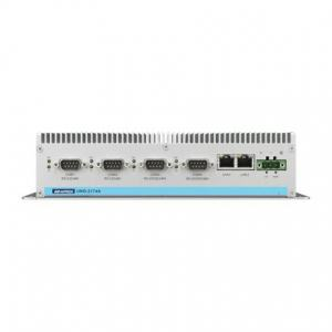 PC industriel fanless à processeur Atom N450, 2G RAM avec 2xEthernet, 4xCOM, 2x mPCIe