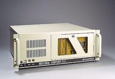 """Châssis industriel rack 19"""" couleur beige pour carte mère ATX/MATX avec alimentation PS8-300ATX-ZBE"""