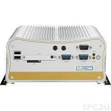 PC Fanless Intel® Atom DualCore D525 1.8GHz (fanless pc) avec 1 slot PCI d'extension + carte SIM Température de fonctionnement : -20°C à 70°C
