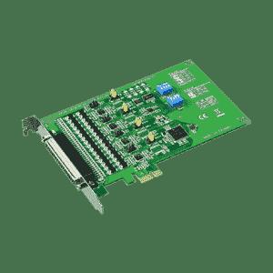 Carte PCIexpress de communication série, 4-ports RS-232/422/485