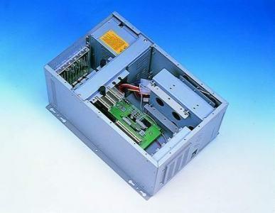 Châssis pour PC industriel, IPC-6606 w/ACP-6106P3 W/PS8-250ATX-ZE