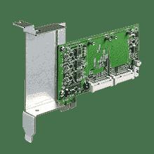Module iDoor de communication et d'acquisition de données, PCIe to mPCIe card w/ iDoor PCIe I/O plate
