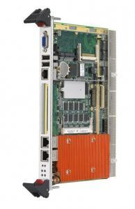 Cartes pour PC industriel CompactPCI, MIC-3395 w. i7-3555LE & 4GB RAM w/o. BMC, 4 LANs