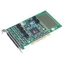 Carte acquisition de données industrielles sur bus PCI, 64ch TTL Digital I/O Card w/Counter