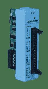 ADAM-E5053S-AE Module ADAM Entrée/Sortie sur EtherCAT, 32 entrées sink isolées