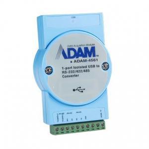ADAM-4561-CE Convertisseur USB vers RS-232/422/485 isolé 3500V bornier à vis
