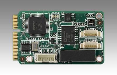 Module d'extension, EMIO-220S-MPU01E, 2-CH RS422/RS485 modul