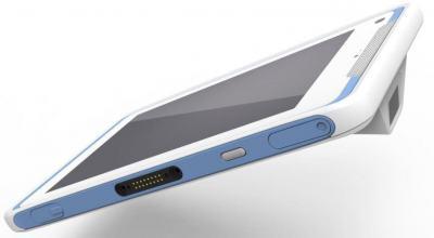 "Tablette industrielle 8"" avec Intel Z8350 avec 2GB/32GB EU LTE Win10 médicale"