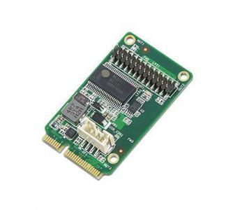 Carte d'extension, EMIO Parallel module,Full-size,USB I/F