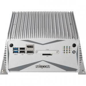 PC Fanless industriel Intel® Core™ i7-3517UE 3ème génération - 4 ports Ethernet avec 1 slot PCIeX4 et 1 slot PCI
