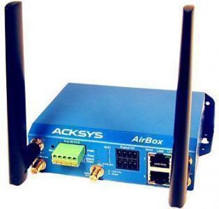 AirBox LTE Routeur 4G + WiFi 802 .11n industriel