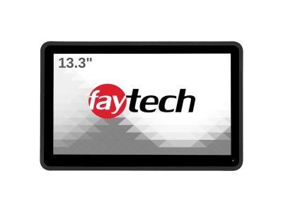 """FT133I5CAPOB-V2 Panel PC 13.3"""" avec i5, 8Go RAM, 128Go SSD, Windows 10/Linux"""