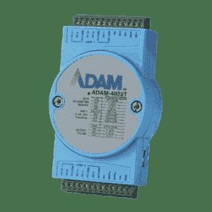 Module ADAM sur port série RS485, Serial Based Dual Loop PID Controller