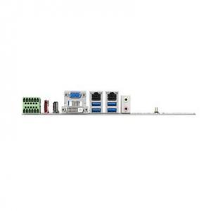 AIMB-502QG2-00A1E Carte mère industrielle, LGA1155 mATX VGA/DVI/HDMI/eSATA/PCIe 16 x1/Q77