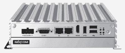 PC Fanless Celeron J1900, DVI/HDMI 2 x LAN, 4 COM