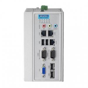 PC industriel fanless à processeur Intel Atom D510 1.66 GHz pour Classe I, Division 2