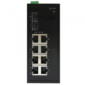Switch durci PoE non managé Gigabit 8 ports + 2FPS