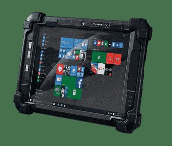 """Tablette durcie 10.4"""" E3827, 4Go RAM et 64Go SSD GPS"""