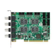Carte industrielle d'acquisition vidéo, 16-ch MPEG-4 Video Card w/ SDK