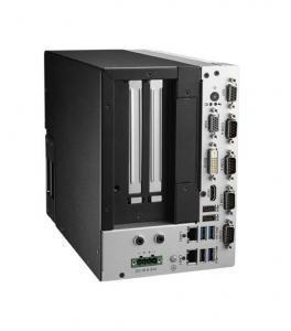 AMO-R020E Adaptateur, PCI*1 & PCIEx1*1 Riser card for ARK-3405