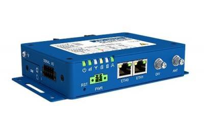Routeur 4G avec 2 x Ethernet, 1 RS232/RS485, GPS, IO, 2 x SIM, Node-Red