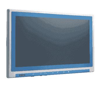 """Moniteur ou écran pour application médicale, 21.5"""" monitor 2M/DC/P-cap touch"""
