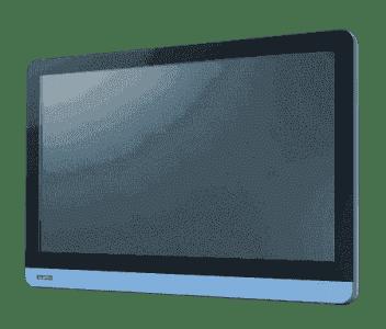 """Moniteur ou écran pour application médicale, 24"""" monitor 2M/DC/P-cap touch"""