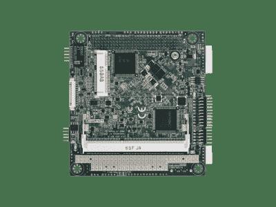 Carte industrielle PC104, BT-I E3845 PC104+/VGA+LVDS/6USD/3COM -40~85C
