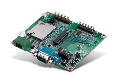 Carte de développement pour module M2.COM WISE-1520