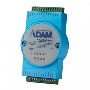 ADAM-4051-C Module ADAM 16 entrées Digitales isolées avec led , compatible Modbus