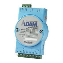 ADAM-6150EI-AE Module ADAM Entrée/Sortie sur bus de terrain, 15-ch Isolated DI/O EtherNet/Ip