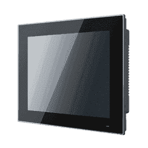 """Panel PC industriel fanless 12,1"""" Tactile résistif QuadCore N2930"""