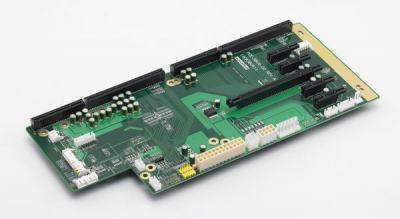 Fond de panier backplane PCI/PCIE, 6-Slot PICMG1.3BP, 5PCIe, RoHS K