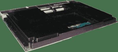 Cartes pour PC industriel CompactPCI, MIC-3395MIL w. i7-3555LE & 8GB RAM 4COM w/o BMC