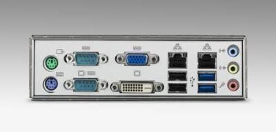 AIMB-581QG2-LVA1E Carte mère industrielle LGA1155 mATX VGA PCIe 2 Gb 4 COM