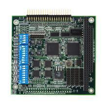 Carte industrielle PC104, 4-port RS-422/485 High-Speed Module