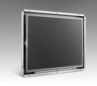 "Moniteur ou écran industriel, 15"" XGA Open Frame Monitor,400nits, with Res. TS"